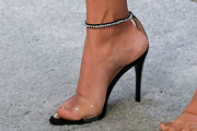 Carrie Underwood Evening Sandals