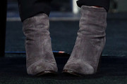 Amy Poehler Ankle Boots