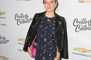 Jennifer Meyer Leather Jacket