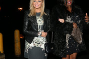 Emma Bunton Print Dress