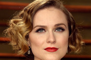 Evan Rachel Wood Finger Wave