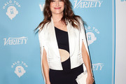 Kathryn Hahn Cropped Jacket
