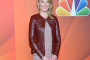Katherine Heigl Leather Jacket