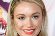 Katrina Bowden Long Straight Cut