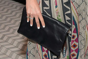 Kaitlin Olson Leather Clutch