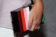 Cara Santana Box Clutch