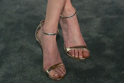 Anne Heche Evening Sandals