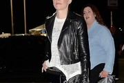 Elizabeth Banks Leather Jacket