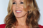 Felicity Huffman Layered Cut