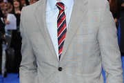 Logan Marshall-Green Striped Tie