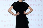 Kiko Mizuhara Little Black Dress