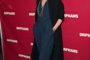Bridget Moynahan Wool Coat