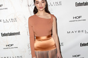 Crystal Reed Knit Top