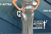 Jane Seymour Sequin Dress