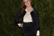Molly Shannon Tweed Jacket