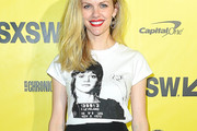 Brooklyn Decker Graphic Tee