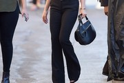Jennifer Aniston Wide Leg Pants