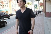 Gavin Degraw V-Neck Tee