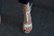 Georgia May Jagger Strappy Sandals