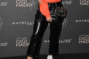 Ella Eyre Leather Pants