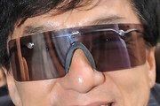 Jackie Chan Rectangular Sunglasses