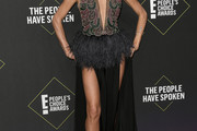 Maggie Q Beaded Dress