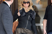 Goldie Hawn Zip-up Jacket