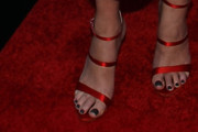 Elizabeth Banks Strappy Sandals