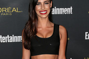 Jessica Lowndes Crop Top