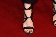 Angela Scanlon Gladiator Heels
