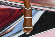 Maria Borges Strappy Sandals
