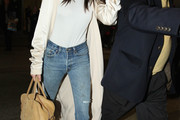 Kendall Jenner Evening Coat