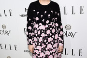 Lena Dunham Print Dress
