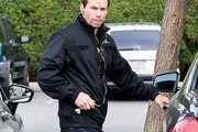 Mark Wahlberg Zip-up Jacket