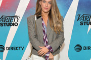 Riley Keough Cropped Jacket
