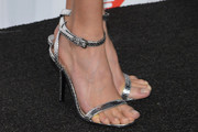 Hilary Swank Evening Sandals
