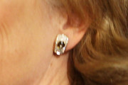 Hillary Clinton Diamond Studs