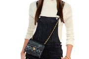 Taylor Hill Quilted Leather Bag