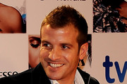 Rafael Van Der Vaart Short Straight Cut