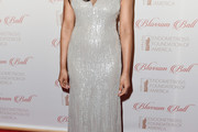 Padma Lakshmi Sequin Dress