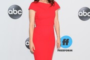 Robin Tunney Midi Dress