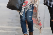 Kaitlyn Bristowe Ripped Jeans