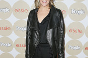 Andrea Anders Leather Jacket