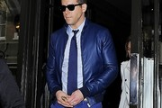 Ryan Reynolds Bomber Jacket