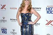 Rebecca Mader Beaded Dress