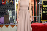 Mandy Moore Midi Dress