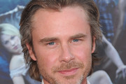 Sam Trammell Short Straight Cut