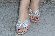 Laetitia Casta Evening Sandals