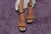 Rachael Leigh Cook Strappy Sandals