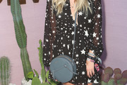 Ashley Benson Leather Shoulder Bag